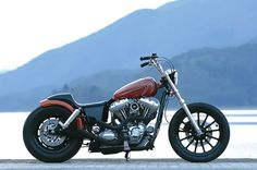 I know, I know not an FXR but it's in the family right? Killer little dyna bobber.