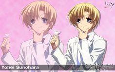 ○♥(Sunohara)♥○ - Clannad Wallpaper (36629043) - Fanpop