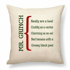 New thirty-one pillow idea!