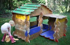 Bilderhoos Architectural Play Set