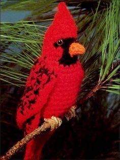 Cardinal - free pattern