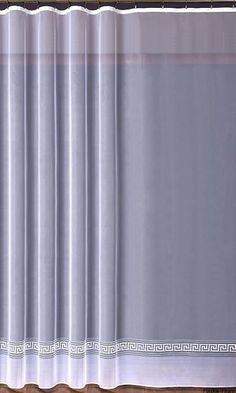 Firana Grecka Droga metraż 120 cm  574 d 129