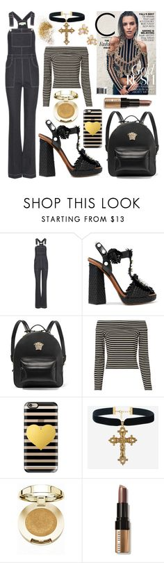 """Update: Overalls"" by mandimwpink ❤ liked on Polyvore featuring STELLA McCARTNEY, Dolce&Gabbana, Versace, 10 Crosby Derek Lam, Casetify, Milani, Bobbi Brown Cosmetics, Ruth Tomlinson and overalls"
