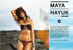Style | Billabong Girls x Maya Hayuk Lookbook
