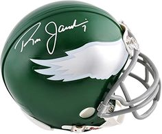 Ron Jaworski Philadelphia Eagles Autographed Riddell Mini Helmet – Fanatics Authentic Certified – Autographed NFL Mini Helmets