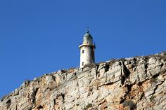 Lighthouse in Folegandros