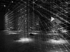 migrating books installation kawahara krause architects designboom