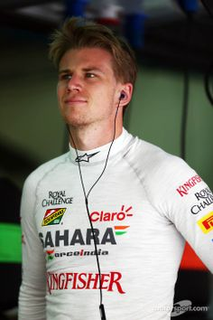 Nico Hülkenberg - 2014 Malaysian GP qualifying