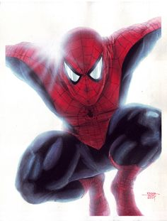Spider-Man by Ed Tadeo *