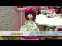 Ateliê na TV - Rede Brasil - 01.12.16 - Elizangela Rodrigues e Regina He...