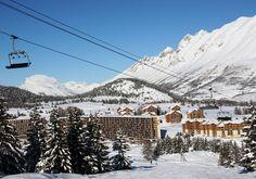 Superdévoluy Alpes du Sud