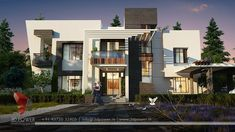 Bungalow Exterior Renderings