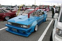 Crazy custom cars from Japan --