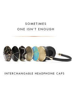 Some of our interchangeable headphone cap styles :) Available for both the Taylor and Layla headphones! With a simple twist and click, you can completely change the look of your FRENDS headphones to match that day's outfit or mood :) <3 #FRENDSwithBenefits SHOP: wearefrends.com