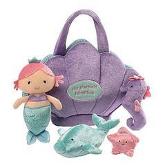Mermaid Adventure Playset by Baby Gund