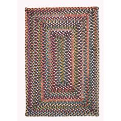 Colonial Mills Ridgevale Classic Medley Area Rug Rug Size: 12' x 15'