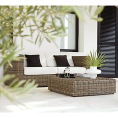 Buy Gloster Havana Modular Outdoor Furniture Online at johnlewis.com