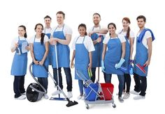 Cleaning, Guest Changeovers and Check In Service