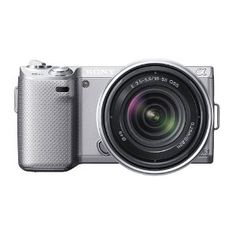 Sony NEX-5N 16.1 MP Compact Interchangeable Lens Touchscreen Camera