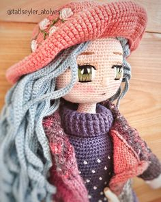 close-up ... #amigurumi #amigurumis #amigurumitoys #amigurumic #amigurumidoll #amigurumicrochet #amigurumicrocheting #amigurumicat #amigurumicute #amigurumicrochetdoll#ganchillo #crochet #crocheted #crochets #crochetlove #crocheter #crocheting #crochetaddiction #crochetaddicted #handmade #amigurumiart #amigurumiareditor #doll #dollart #dollartree #dollartist #dollartreefinds #art