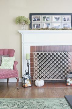 Green With Decor – Fall home tour, fall decorating ideas