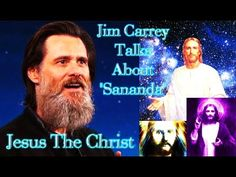 """Jim Carrey Talks About """"Sananda"""" Jesus The Christ Watch Youtube Videos, Aliens And Ufos, Jim Carrey, New Age, Inspire Me, Namaste, Mystic, Christ, Encouragement"""