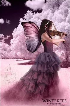 Sofia ama tocar el violin