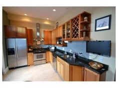 We love this kitchen- simple & efficient, while stylish!   Open House  FEBRUARY 20th 3:30-5:15pm  118 PERKINS ST SOMERVILLE, MA