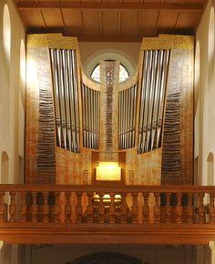 Orgelbau Claudius Winterhalter - Die Orgel Pfarrkirche Heilig Kreuz 79774 Birndorf