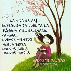 regram @frasesparacambiar Hay que voltear la página! #frases #feliz #calma #vida #feliz #amor #animo #alegria #mujer #motivacion #inspiracion #felicidad #desarrollopersonal #superacion #vida #alegría #quote #pensamiento #happy #love #coaching #frasedeldia #felicidad #feliz