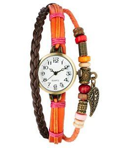 Medley Orange Friendship Watch