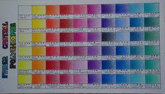 Faber-Castel Polychromos - Coloured Pencils 1