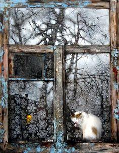 Художник хорошего настроения Мария Чепелева. Картины