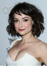 Image result for Milana Vayntrub Cleavage