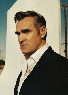 #Morrissey all i ask of you is the one thing that you'll never do...