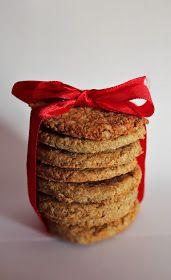 Pasja gotowania: Super dietetyczne ciastka owsiane- dukan Diet Desserts, Dukan Diet, Small Meals, Calzone, Sweet Life, Sweet Tooth, Muffin, Snacks, Cooking