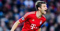 Thomas Müller, colocado en la agenda del Real Madrid - http://mercafichajes.es/20/01/2014/thomas-muller-agenda-real-madrid/