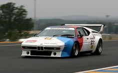 Clay Regazzoni in the BMW during the BMW at Legends of Racing Sport Cars, Race Cars, Maserati, Ferrari, Jaguar Xjr, Clay Regazzoni, Lykan Hypersport, Sports Car Wallpaper, Bmw M1