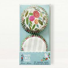 bird nest cupcake cases