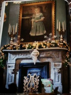 Victorian Homes Magazine Photos | ... CHRISTMAS: Inspiration from Victorian Homes Magazine for Rudolph Day