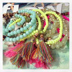 Beach Bracelets by SaZjewelry Dutchdesign
