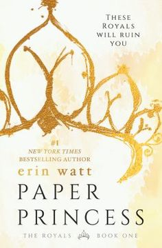 Read Online Paper Princess: A Novel (The Royals) by Erin Watt - New York Times Bestseller USA Today Bestseller From strip clubs and truck stops to southern coast mansions and prep schools, one girl tries to stay true Lovers Romance, Romance Novels, Good Books, Books To Read, My Books, Love Book, Book 1, Paper Princess, Kindle Unlimited