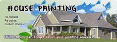 Edmonton House painting | Best house painting in Edmonton - Remodels - #Repaints - Custom homes
