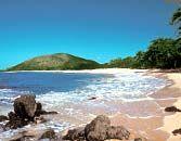Malaekahana Beach Park--good for snorkeling according to 101 Things to Do