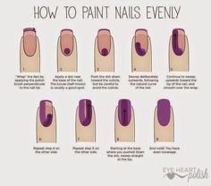 This series deals with many common and very painful conditions, which can spoil the appearance of your nails. SPLIT NAILS What is it about ? Nails are composed of several… Continue Reading → Pedicure Tips, Gel Nail Tips, Manicure Y Pedicure, Nail Care Tips, Nail Polish Hacks, Nail Art Tricks, Nail Growth Tips, Manicure Steps, Nail Care Routine