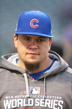 Kyle Schwarber's terrible beard is the World Series' most exciting subplot