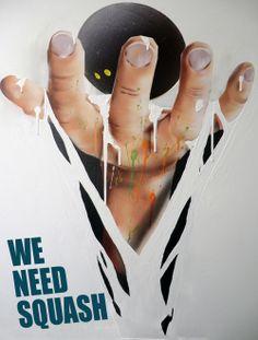 we need squash