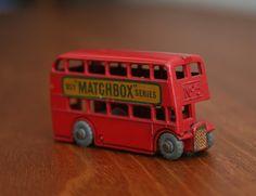 Mr Apuan: Matchbox Red Bus