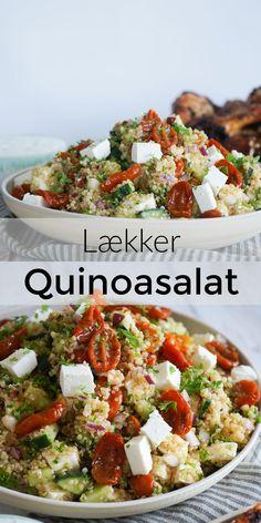 Baby Food Recipes, Healthy Recipes, Cobb Salad, Clean Eating, Quinoa Salat, Snacks, Dinner, Salads, Drinks