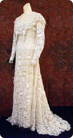 ~Edwardian Fashion Irish 1912~